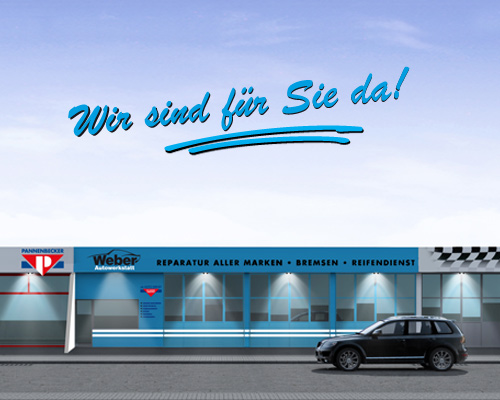 Autowerkstatt Weber